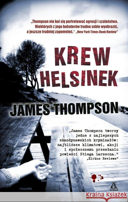 Krew Helsinek Thompson James 9788324158256