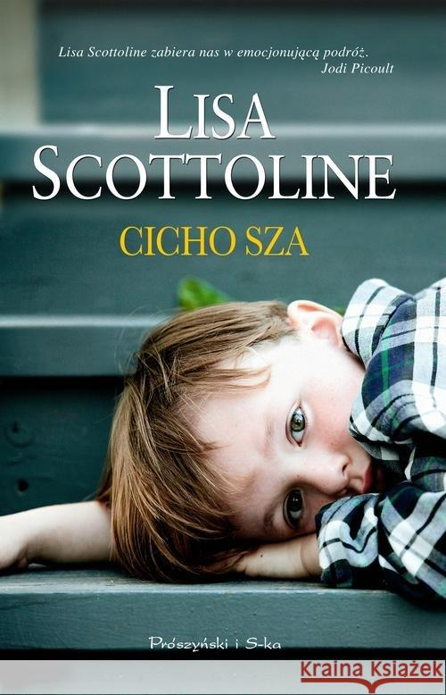 Cicho sza Scottoline Lisa 9788379611294