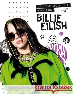 Billie Eilish Malcolm Croft 9788418014901