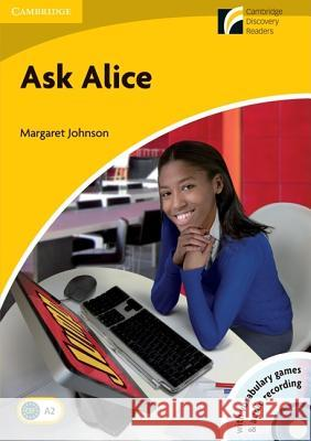 Ask Alice Level 2 Elementary/Lower-intermediate with CD-ROM/ Margaret Johnson 9788483239582