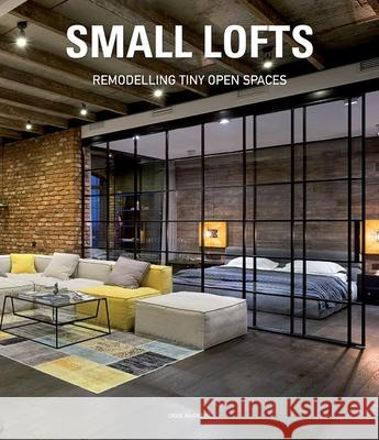 Small Lofts: Remodeling Tiny Open Spaces Oriol Magrinya 9788494566233