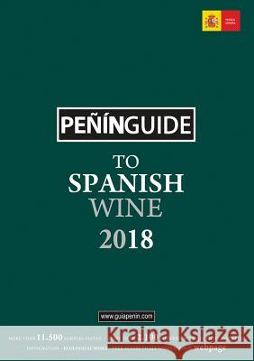 Penin Guide to Spanish Wine 2018  9788495203762