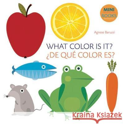 What Color Is It? Agnese Baruzzi 9788854036741