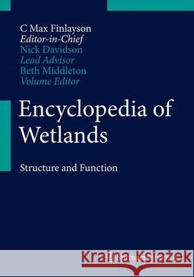 The Wetland Book, 3 Teile. Vol.1 : I: Structure and Function, Management, and Methods Glenn R. Guntenspergen Beth A. Middleton Robert McInnes 9789048134939