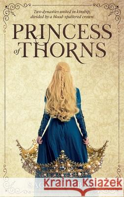 Princess of Thorns Saga Hillbom 9789151938325