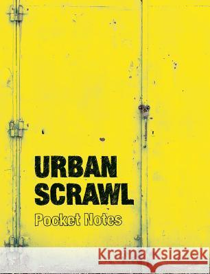 Urban Scrawl Pocket Notes Bianca Dyroff 9789185639915