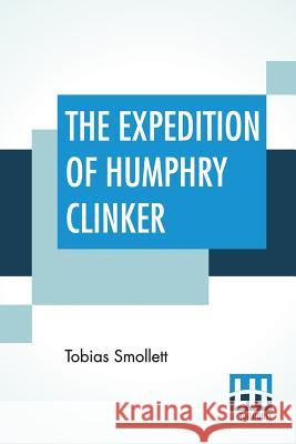 The Expedition Of Humphry Clinker Tobias Smollett 9789353428136