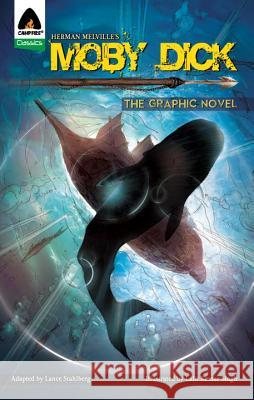 Moby Dick: The Graphic Novel Herman Melville Lalit Kumar Lance Stahlberg 9789380028224