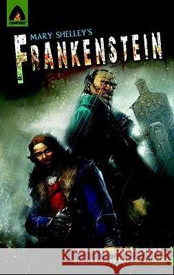 Frankenstein: The Graphic Novel Mary Wollstonecraft Shelley Naresh Kumar Lloyd S. Wagner 9789380028248