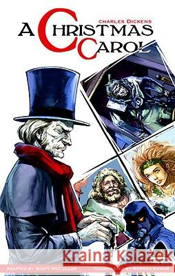 A Christmas Carol: The Graphic Novel Charles Dickens Naresh Kumar Scott McCullar 9789380028323
