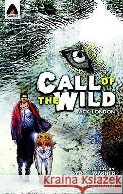 The Call of the Wild: The Graphic Novel Jack London 9789380028330