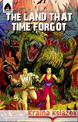 The Land That Time Forgot: The Graphic Novel Edgar Rice Burroughs 9789380028385