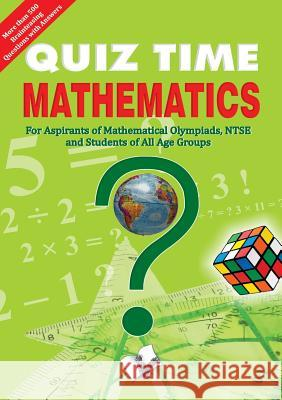 Quiz Time Mathematics Editorial Board 9789381588680