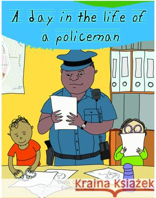 A Day in the Life of Professionals Policeman: Profession Guide for Children Gautam Mehta 9789384841171