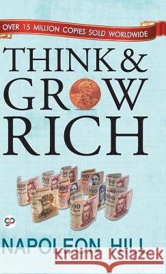 Think and Grow Rich Napoleon Hill 9789387669352