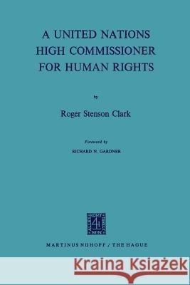 Roger clark ksi ki - Office for the high commissioner for human rights ...