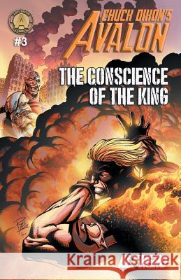 Chuck Dixon's Avalon #3: The Conscience of the King Chuck Dixon Renato Rei  9789527303290 Arkhaven Comics