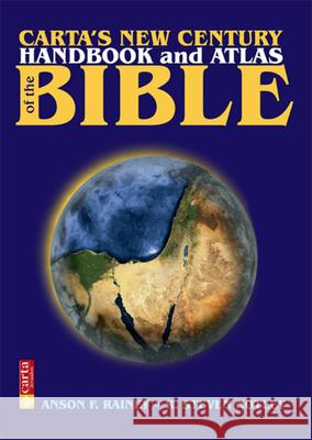 Carta's New Century Handbook and Atlas of the Bible R Steven Notley 9789652207036