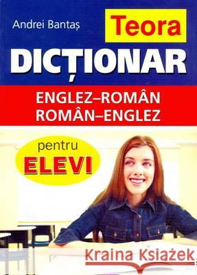 Teora English-Romanian and Romanian-English Dictionary for S A Bantas 9789732008423 0