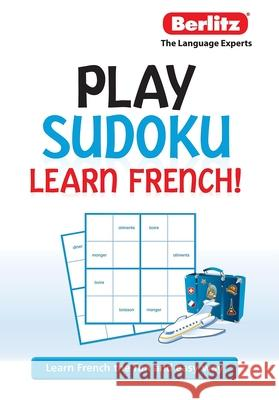 Play Sudoku, Learn French   9789812689504