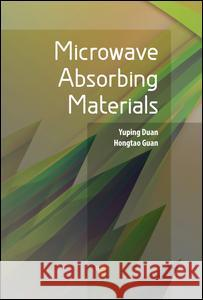 Microwave Absorbing Materials  9789814745109