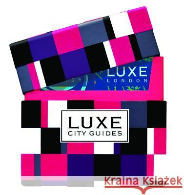 Luxe World Grand Tour Box: New Edition Including Free Mobile App Luxe Cit 9789888335268