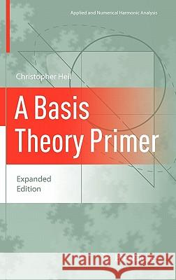 A Basis Theory Primer : Expanded Edition