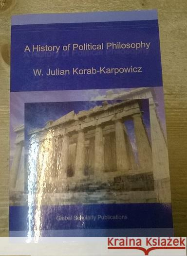 A History of Political Philosophy: From Thucydides to Locke