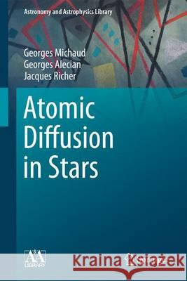 Atomic Diffusion in Stars