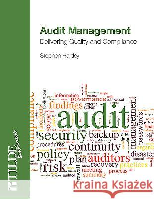 Audit Management: Delivering Quality and Compliance