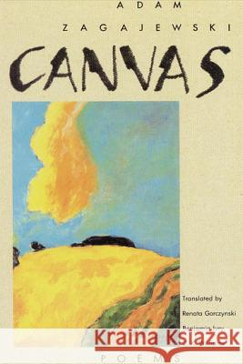 Canvas: Poems