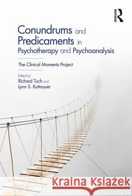 Conundrums and Predicaments in Psychotherapy and Psychoanalysis: The Clinical Moments Project