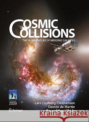 Cosmic Collisions : The Hubble Atlas of Merging Galaxies