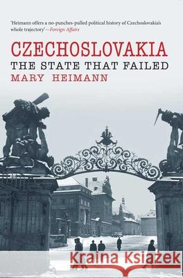 Czechoslovakia: The State That Failed