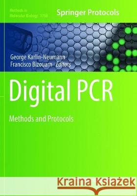 Digital PCR : Methods and Protocols
