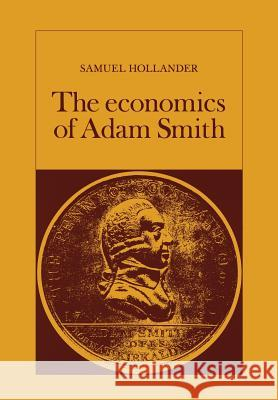 Ecnomics of Adam Smith