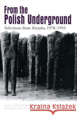 From the Polish Underground: Selections from
