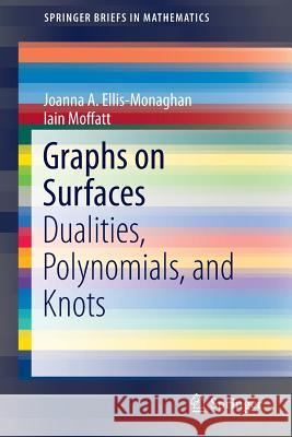 Graphs on Surfaces : Dualities, Polynomials, and Knots