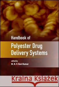 Handbook of Polyester Drug Delivery Systems