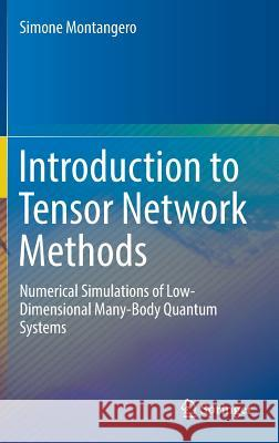 Introduction to Tensor Network Methods: Numerical Simulations of Low-Dimensional Many-Body Quantum Systems