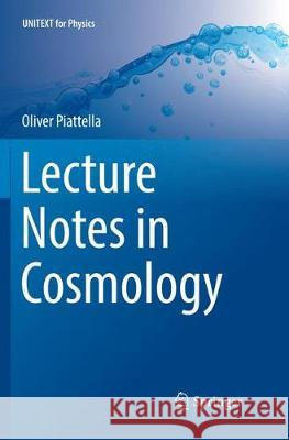 Lecture Notes in Cosmology