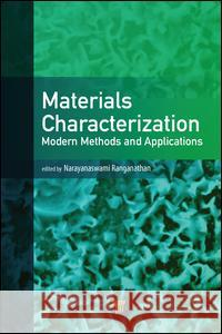 Materials Characterization: Modern Methods and Applications
