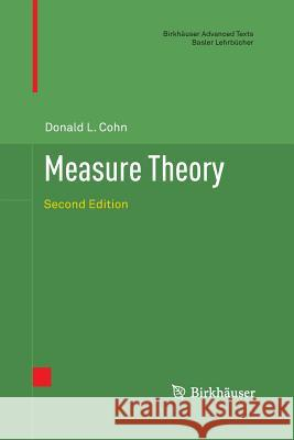 Measure Theory : Second Edition
