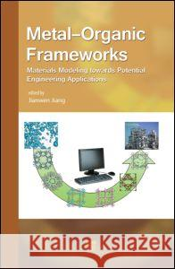 Metal-Organic Frameworks: Materials Modeling Towards Engineering Applications