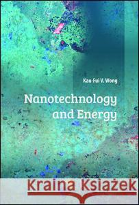 Nanotechnology and Energy
