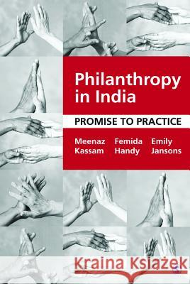 Philanthropy in India: Promise to Practice