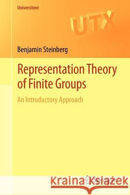 Representation Theory of Finite Groups : An Introductory Approach