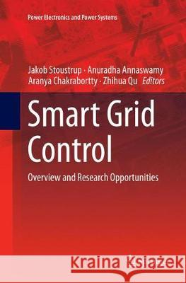 Smart Grid Control: Overview and Research Opportunities
