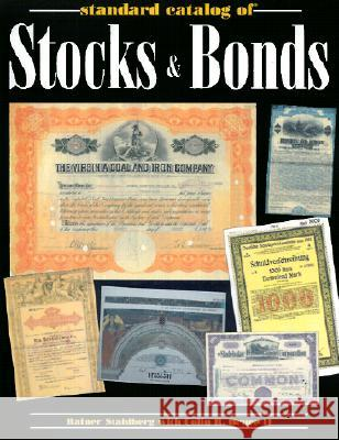 Standard Catalog of Stocks & Bonds