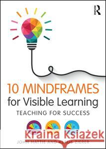 Ten Mindframes for Visible Learning: Teaching for Success